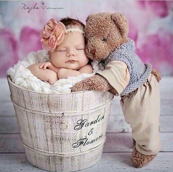 Baby e Urso