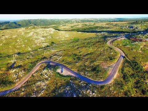 19 Panoramic Road Sierras De Minas Lavalleja 4k Youtube Uruguay