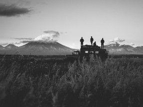 Kamchatka: Russia's Forbidden Peninsula