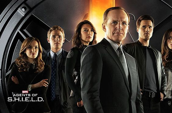 Agents of SHIELD starring Clark Gregg as Phil Coulson