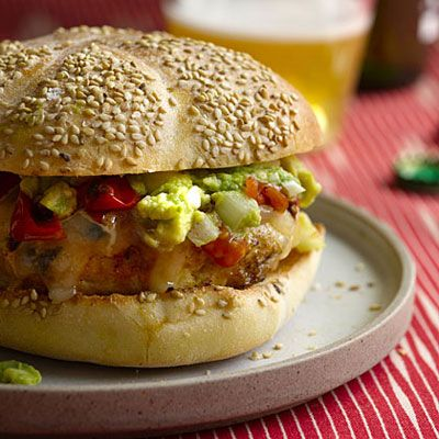 The Best Healthy Burger Recipes