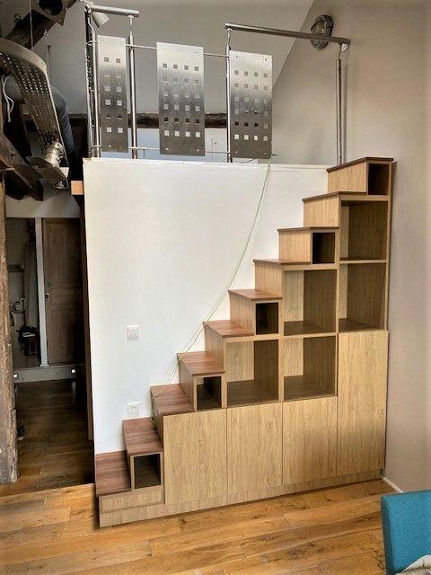 Meuble Escalier Tout Bois Meuble Escalier Escalier Meuble