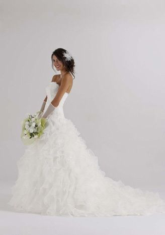 Robe de Mariée Eglantine Creations modèle Alvira  Robes de mariée ...