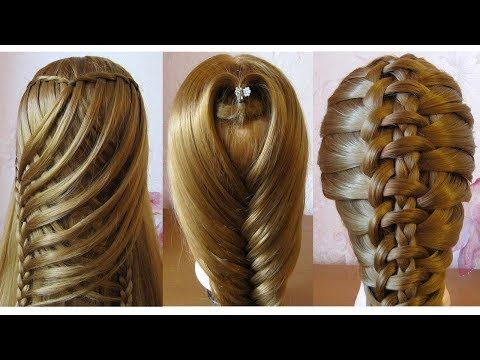 21++ Video de coiffure tresse facile idees en 2021