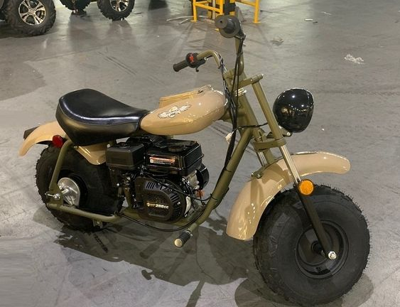 Massimo Mini Bike 200 196cc Four Stroke Fully Automatic Clutch