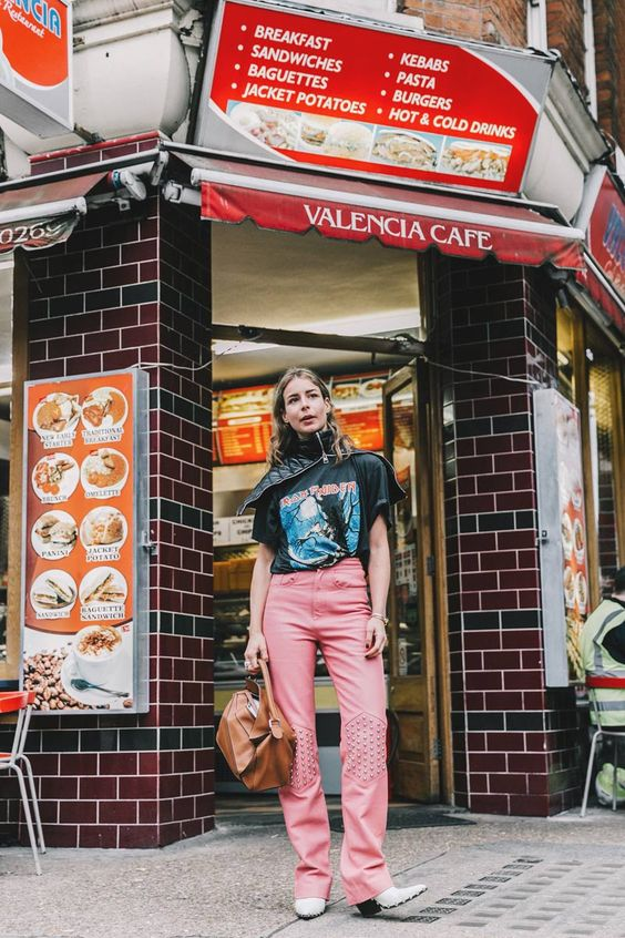 street style londres fashion week septiembre 2016 dia 1