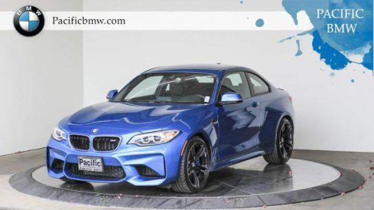 Coupe 2016 Bmw M2 With 2 Door In Glendale Ca 91204 Bmw Bmw M2 Coupe