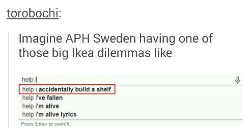 APH Sweden IKEA Dilemma