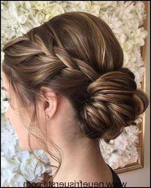 Perfekte Hochzeit Haarknoten Fur Den Blickfang Meine Frisuren Frisur Hochzeit Frisur Hochgesteckt Hochsteckfrisuren Lange Haare