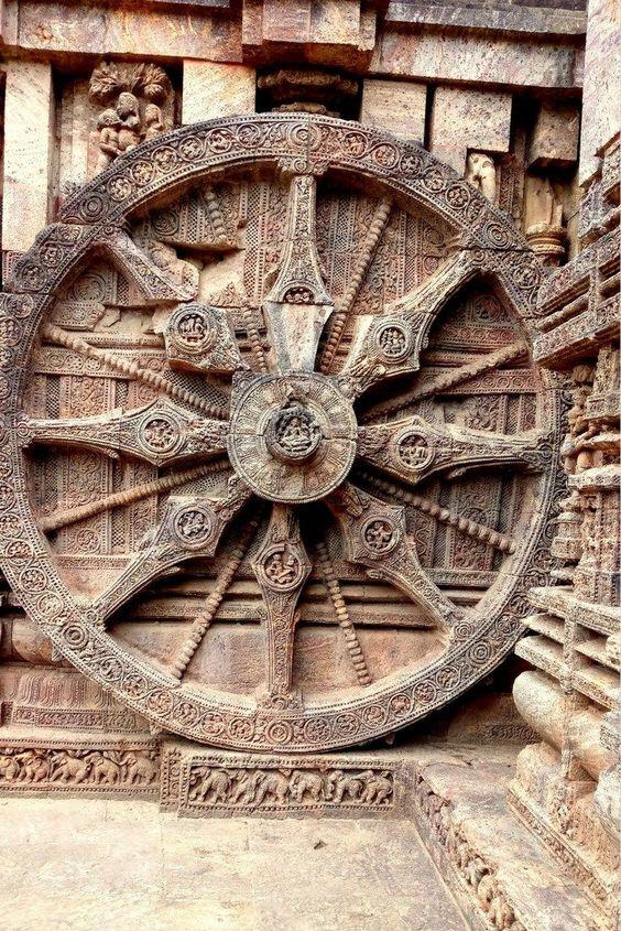 Konark Temple, Puri Odisha