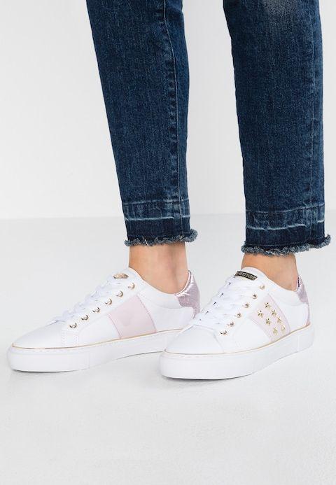 Guess GAMER - Sneaker low - white