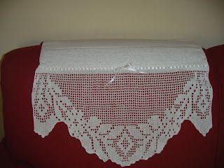 Barra para toalha de lavabo