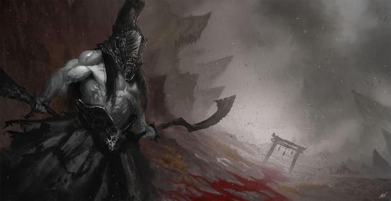 Malikligol por Isra - Fantasía | Dibujando.net