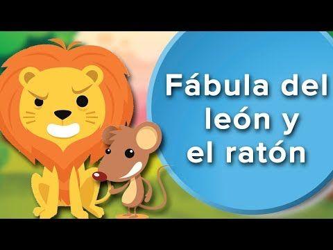 La Fabula El Leon Y El Raton Para Ninos En Guiainfantil Com Puedes Encontrar Fabulas Para Educar En Valores A Lo Fabulas Para Ninos Fabulas Cuentos Y Fabulas