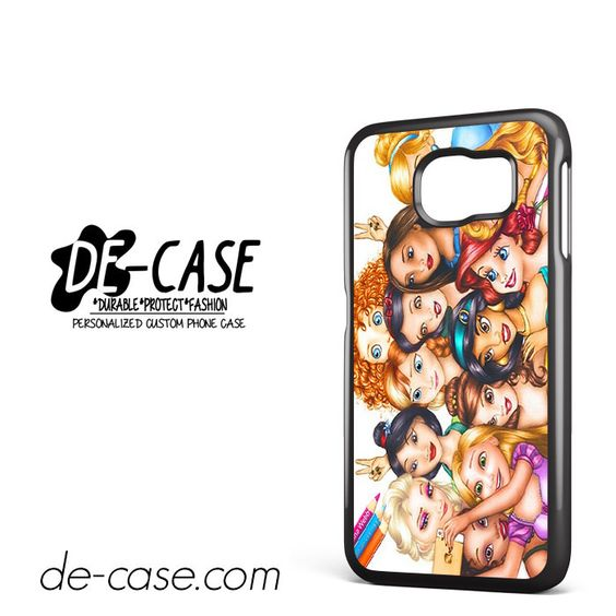 Selfie Disney Face DEAL-9472 Samsung Phonecase Cover For Samsung Galaxy S6 / S6 Edge / S6 Edge Plus