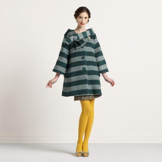 #Sixties Kate Spade coat