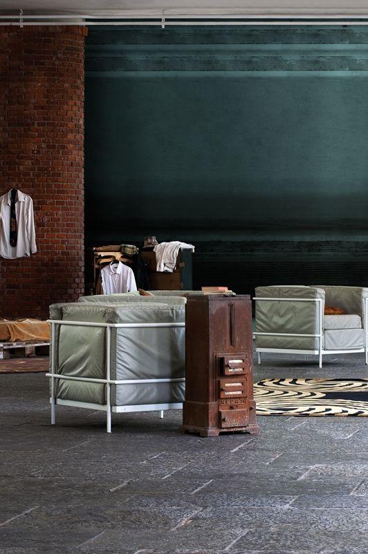 Wall & Decò - Contemporary wallpaper 2013 Toner