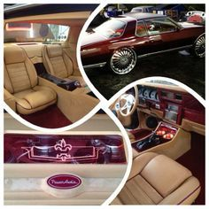 Interior by Chevy...