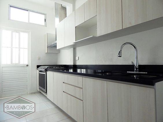 Cocina dise ada para propiedad en el fraccionamiento - Granito para cocinas ...