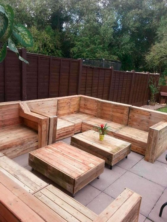 Sofas Para Jardin Muebles Para Terraza Pequeña Muebles De