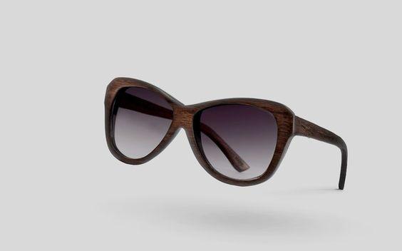 Gondwana gafas madera