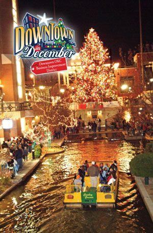 *Christmas in  Oklahoma City!