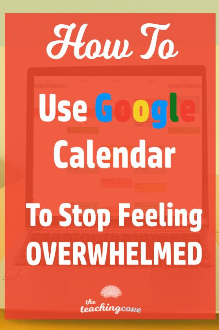 Do you (or your English students) ever feel overwhelmed with the amount of tasks you have? Check out how I organize using Google Calendar (and Trello) by clicking the pin to read today's post! A whole FREE printables library and English teaching help when you join The Teaching Cove (for free), too! English teaching resources, motivational tips and organizational hacks at your fingertips. Stop feeling overwhelmed and use Google Calendar to its full potential today.