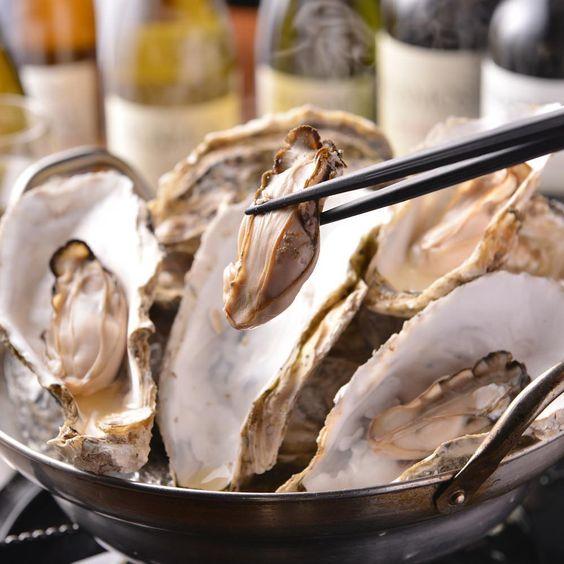 寒い時期は『牡蠣料理』が食べたい!噛めば溢れるお汁がタマラナイ☆