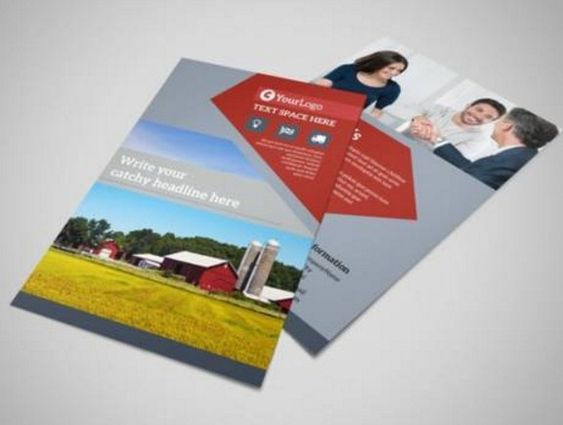 Farmers Insurance Flyer Template Psd Flyer Template Farmers Insurance Flyer
