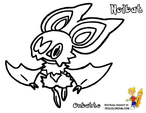 Pokemon Noibat Coloring Pages Through The Thousand Photographs On The Web About Pokemon Noibat Colorin Pokemon Coloring Pages Pokemon Coloring Coloring Pages