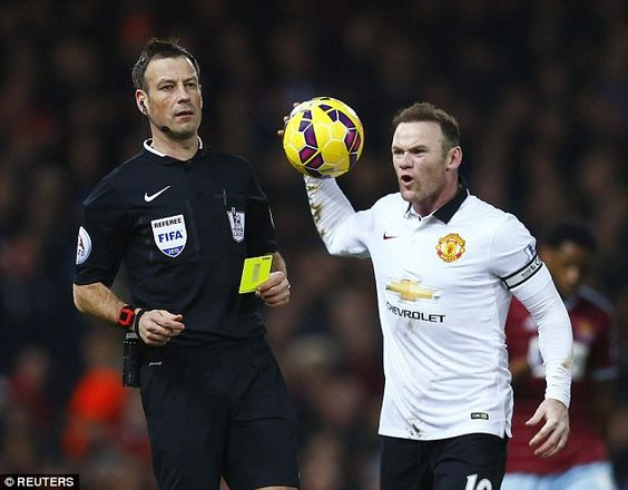 Clattenburg has refereed four Manchester derbies, with City winning two and United one