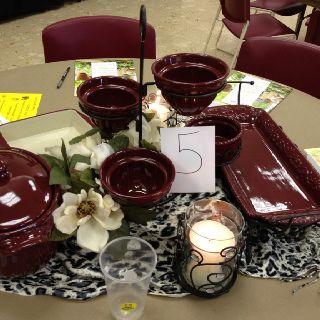 Celebrating Home Stoneware Berry