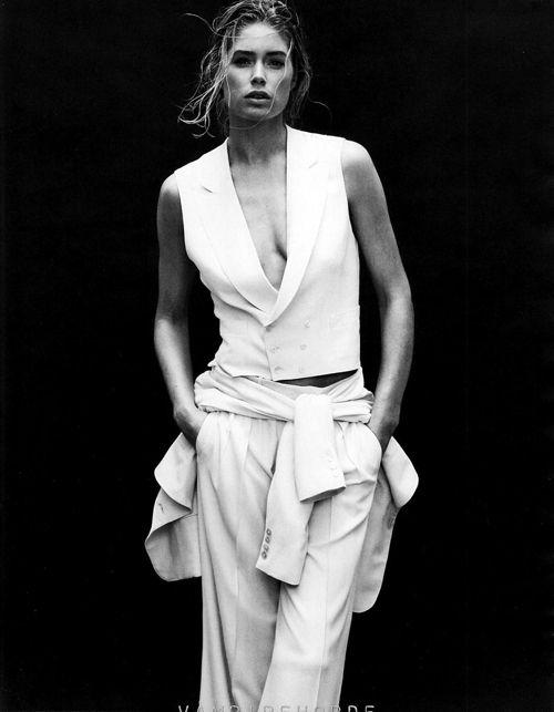 Doutzen Kroes | Daniel Jackson | Harper's Bazaar US March 2012 | 'A Fresh Take' - 3 Sensual Fashion Editorials | Art Exhibits - Anne of Carversville Women's News