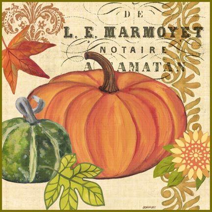 Vintage Pumpkin | All Hallow's Fall'sGiving | Pinterest ...