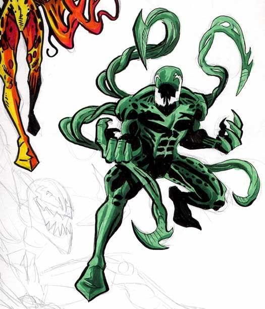 "The Amazing Spider-Man ""Скин Lasher Symbiote"" - Файлы - патч, демо ..."