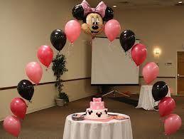 Festa da Minnie-Dicas de decoração - http://www.boloaniversario.com/festa-da-minnie-dicas-de-decoracao/
