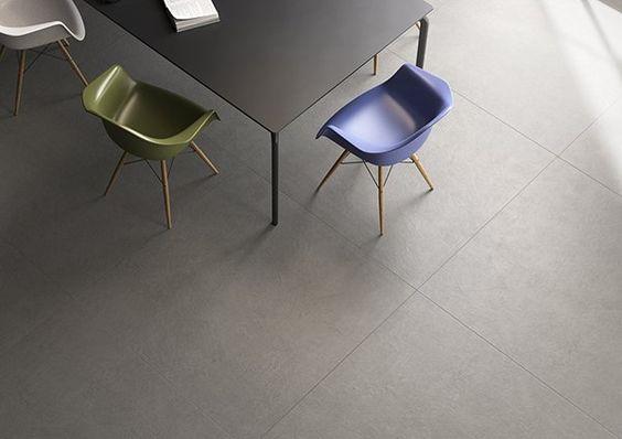 Piastrelle in grandissimo formato, cm 120x120 di Leonardo, consociata della Cooperativa Ceramica d'Imola.: