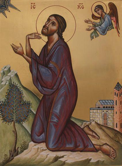 Jesus in Gethsemane dans immagini sacre d88b29cb7d4e1ee4e124bafe0103270b