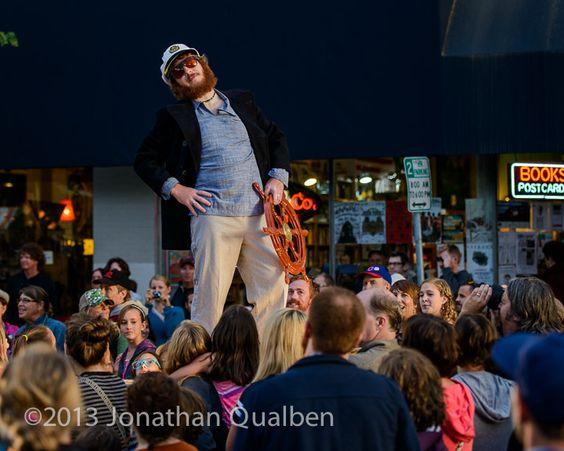Hip Strip Block Party 2013!  Photo by Jonathan Qualben