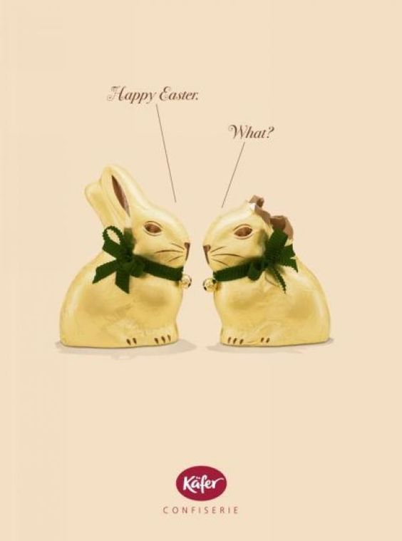 Happy Easter! - What?!