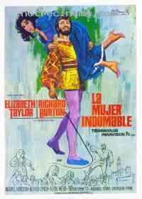 Poster La Mégère Apprivoisée 152044