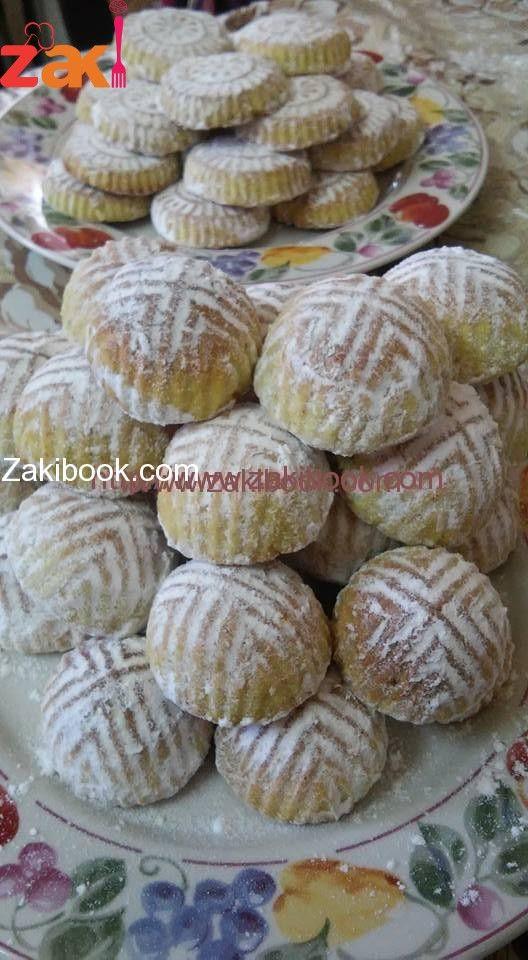 طريقة عمل المعمول بالسميد Egyptian Food Arabic Dessert Arabic Food