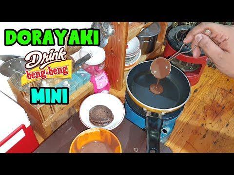 Dorayaki Drink Beng Beng Mini Main Masak Masakan Beneran Mini Dorayaki Tiny Cooking Youtube Masakan Perabotan Dapur Mainan
