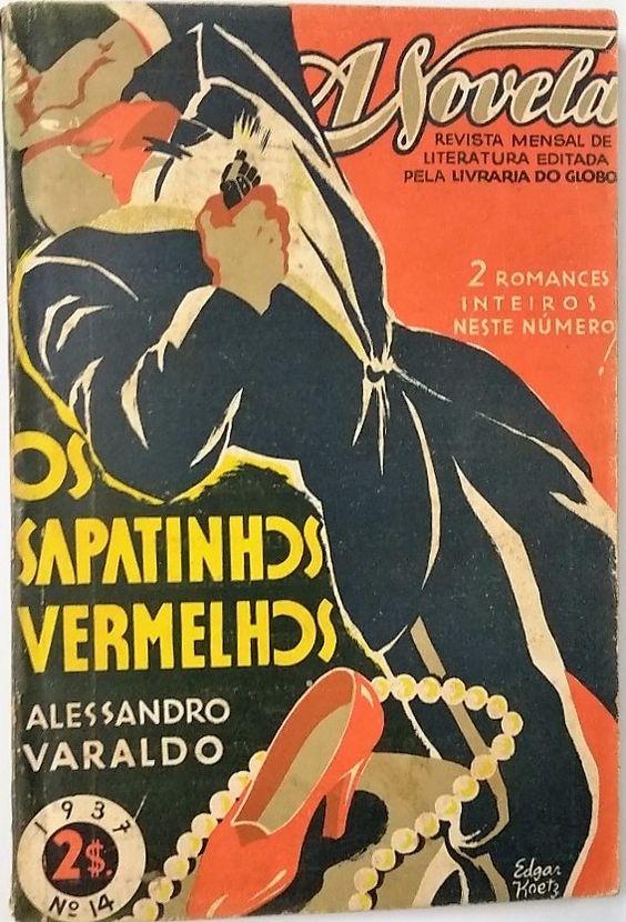 Revista A Novela número 14, 1937: