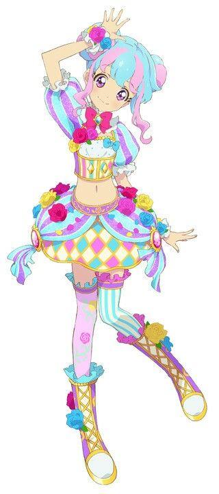 Aikatsu Stars 2 Kirara Hanazono:
