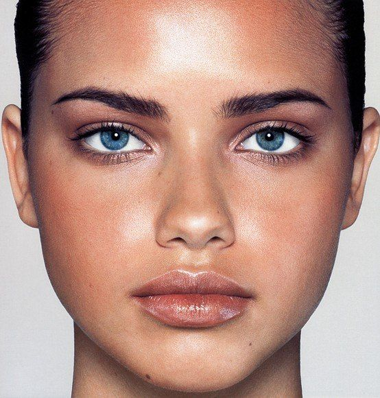 Adriana Lima: Beauty Makeup, Beauty Tips, Makeup Tricks, Adriana Lima, Makeup Tips, Hair Beauty, Hair Makeup, Makeup Idea