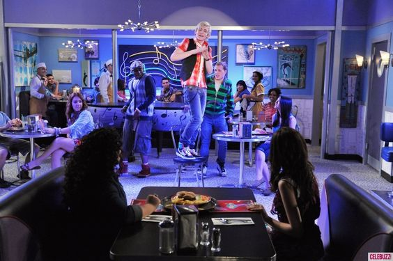 Austin and Ally Diners and Daters Ep