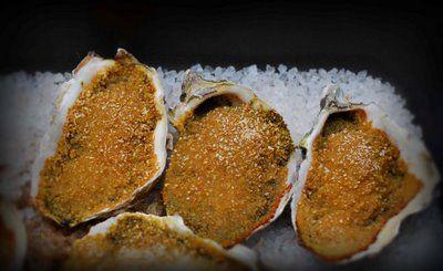 La Piccola Casa: Gli antipasti della cena dell'ultimo dell'anno: la ricetta delle ostriche alla Rockefeller