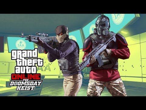 Gta 5 The Doomsday Heist Gta 5 Online Heists Grand Theft Auto Grand Theft Auto Series Gta
