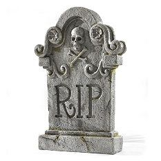 Halloween Graveyards - Halloween Tombstones - Graveyard Props - Grandin Road